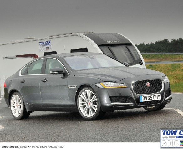 Jaguar XF_Tow Car Awards
