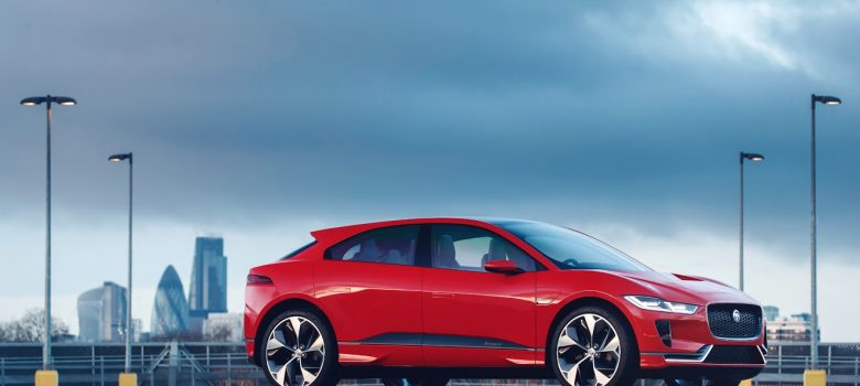 I-PACE Photon Red